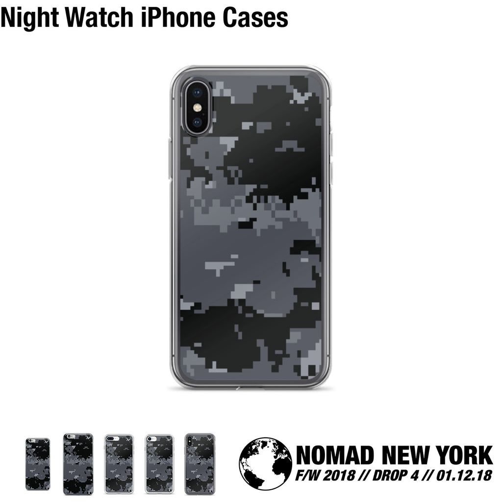 The Night Watch iPhone case from Part 4 of Nomad Fall / Winter 2018