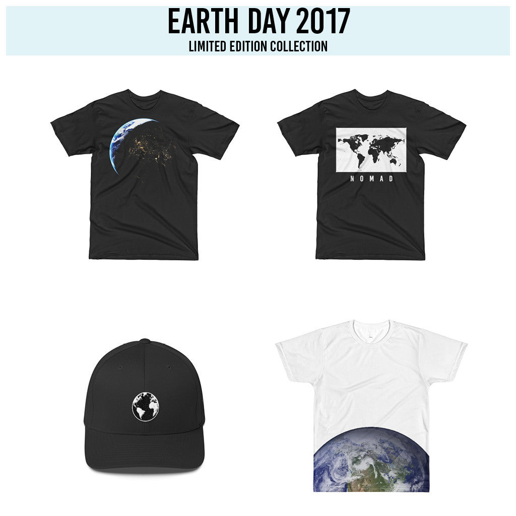 Nomad New York Earth Day 2017 Capsule Collection