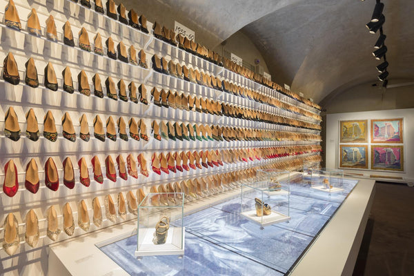 Ferragamo Museum, Florence Italy. Travel and Streetwear blog by Nomad New York.