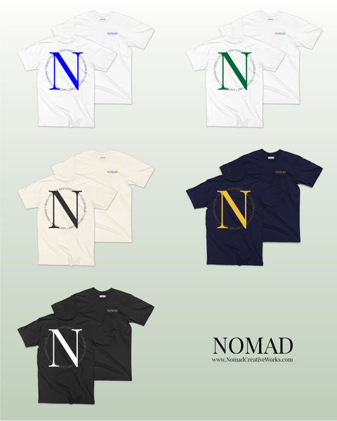 The Nomad Worldwide Tee is the most stylish way to wear your love for travel. Features the world's most popular cities including New York, Los Angeles, Paris, London, Rome, Amsterdam, Shanghai, Seoul, and Tokyo.