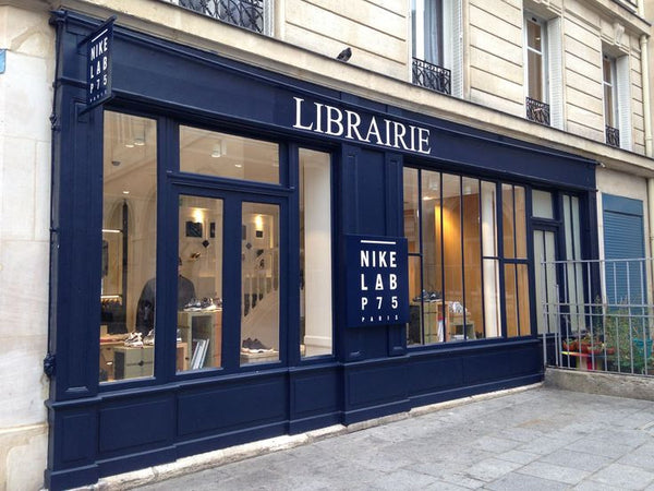 NikeLab Paris. Ultimate Paris Streetwear Shopping Guide. Travel and Fashion blog by Nomad New York.