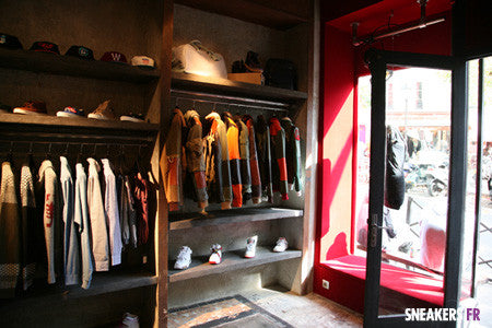 Pigalle Store Paris. Travel and Fashion blog by Nomad New York.