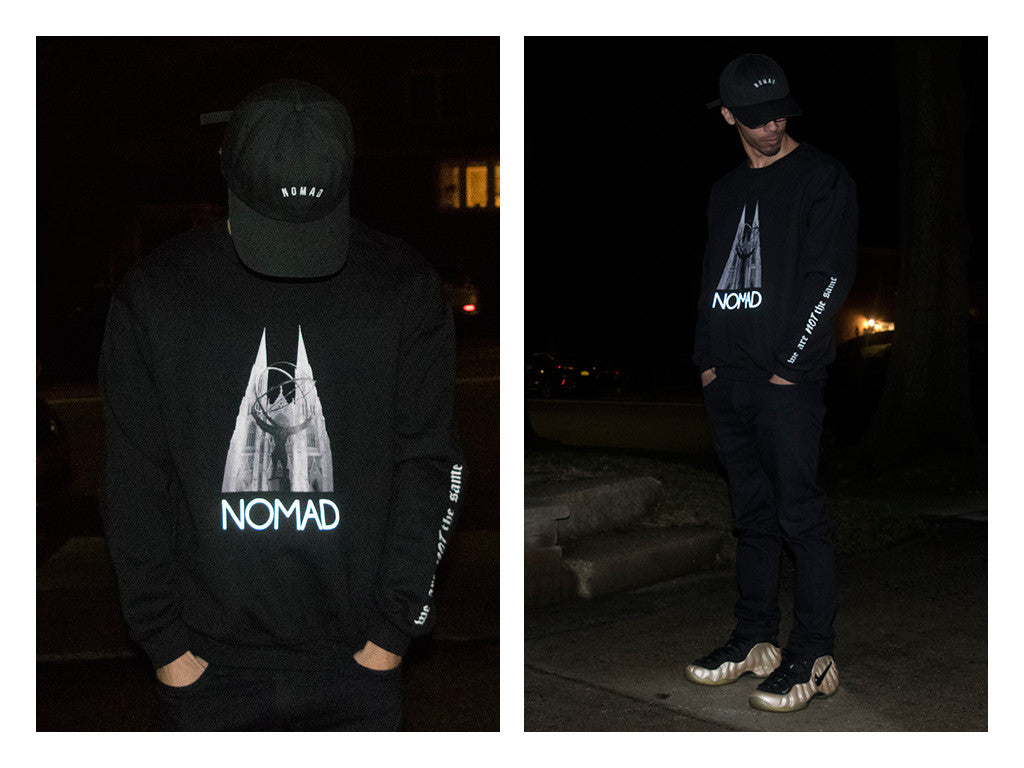 LifeofRuu wearing Nomad New York.Travel and Streetwear blog by Nomad New York.