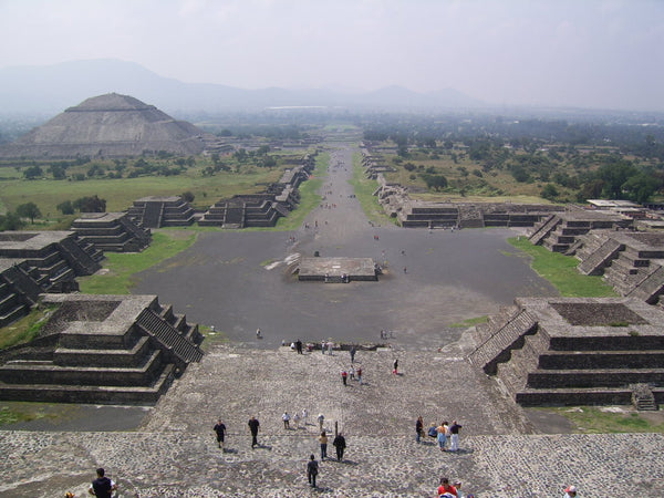 Teotihuacan, Mexico. Venice, Italy. 11 Cities Frozen in Time You Need to Visit. Travel and Streetwear blog by Nomad New York.