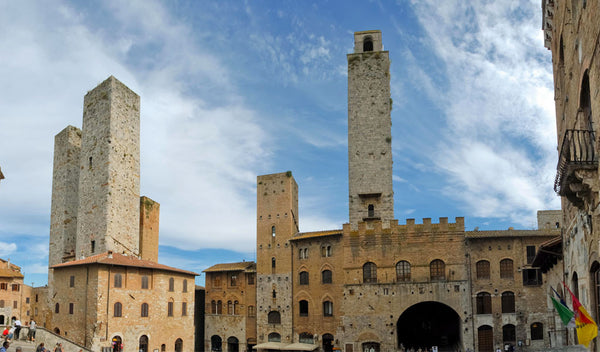 San Gimignano. 11 Cities Frozen In Time You Need To Visit. Travel and Streetwear blog by Nomad New York.