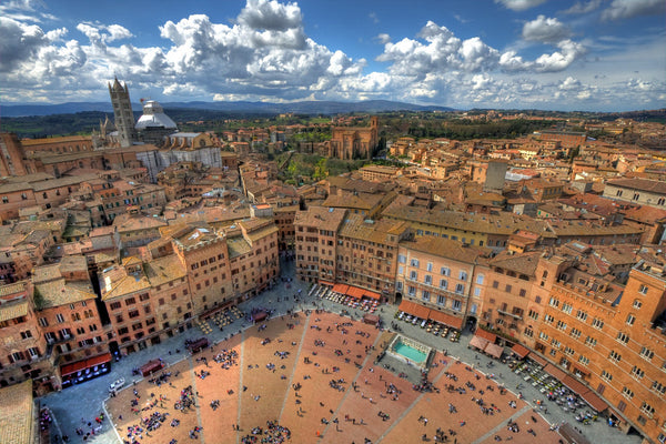 Siena. 11 Cities Frozen In Time You Need To Visit. Travel and Streetwear blog by Nomad New York.