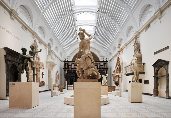 Victoria and Albert Museum, London. Travel and Streetwear blog by Nomad New York.
