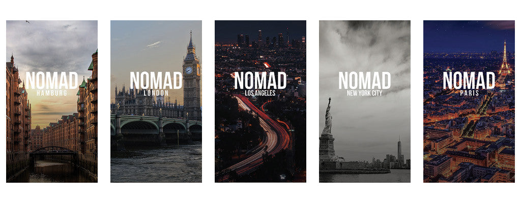 Nomad travel and streetwear blog. 5 Free iPhone Wallpapers