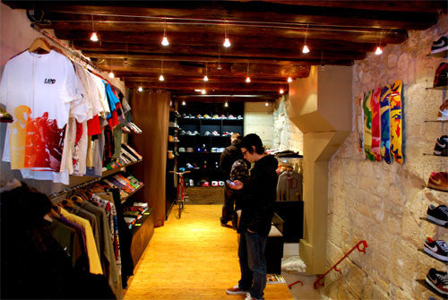 Starcow Store Paris. Ultimate Paris Streetwear Shopping Guide. Travel and Fashion blog by Nomad New York.