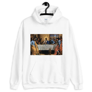 Hoodie - Break Bread Last Supper