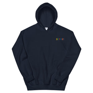 Hoodie - STREET Embroidered