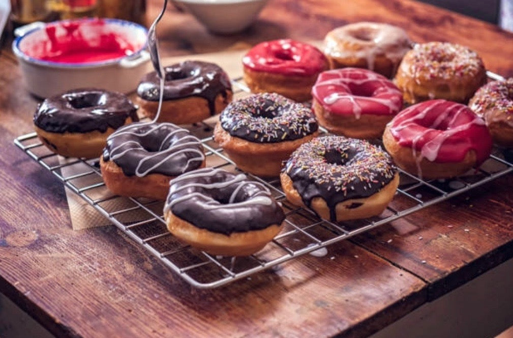 Looking to Put on Weight On a Vegan Diet?  Stay Away From the Donuts!