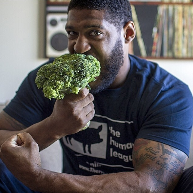 Successful Vegan Athletes: Vegan Strong