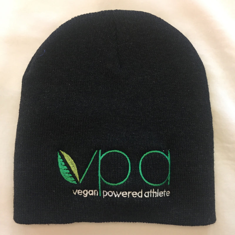 VPA Classic Embroidered Beanie