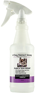 All Natural Flea & Tick Spray Cedar & Lemongrass