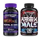 Blackstone Labs - Abnormal + Apex Male Stack
