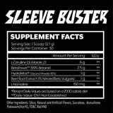 Iron Addicts - Sleeve Buster