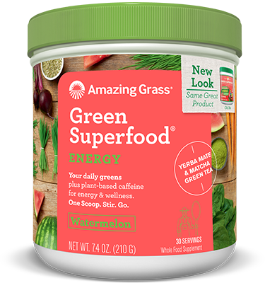 Amazing Grass | Watermelon Energy