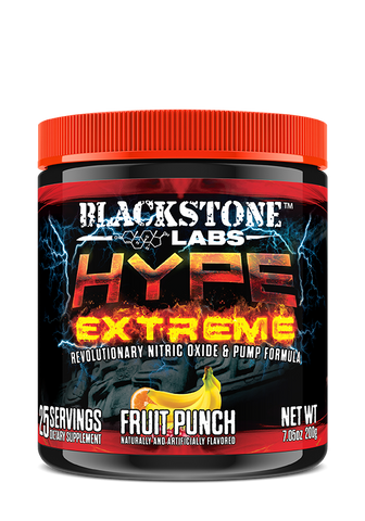 Blackstone Labs - HYPE Extreme 25 serving