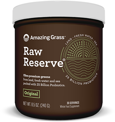 Amazing Grass | Raw Reserve Original