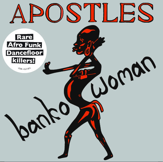 Pre-order for the Apostles - Banko Woman 7inch