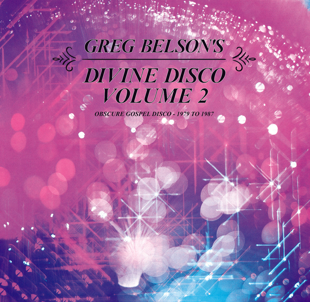 Greg Belson Divine Disco 2 Listed As Record Store Day Release in UK/Europe