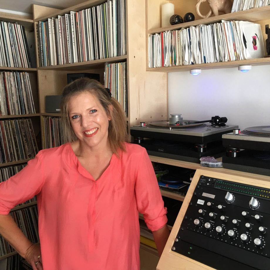 "Interview with DJ Colleen ""Cosmo"" Murphy"