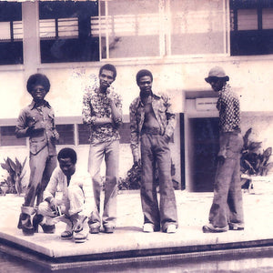 Nigerian Funk and Disco