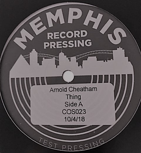 Thing - LP Subscription Ship Date