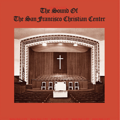 The Sound of the San Francisco Christian Center - New Release Date June 26th