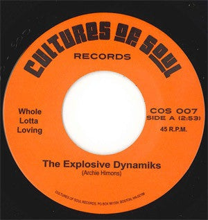 Explosive Dynamiks - Whole Lotta Loving