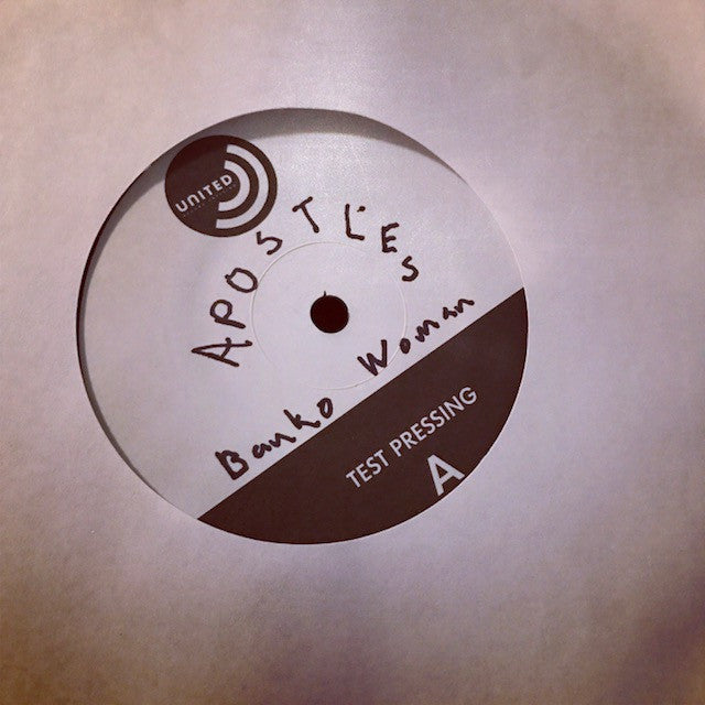 Limited Edition Test Pressings