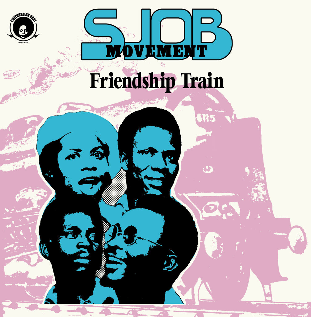SJOB Movement - Friendship Train Pre-order