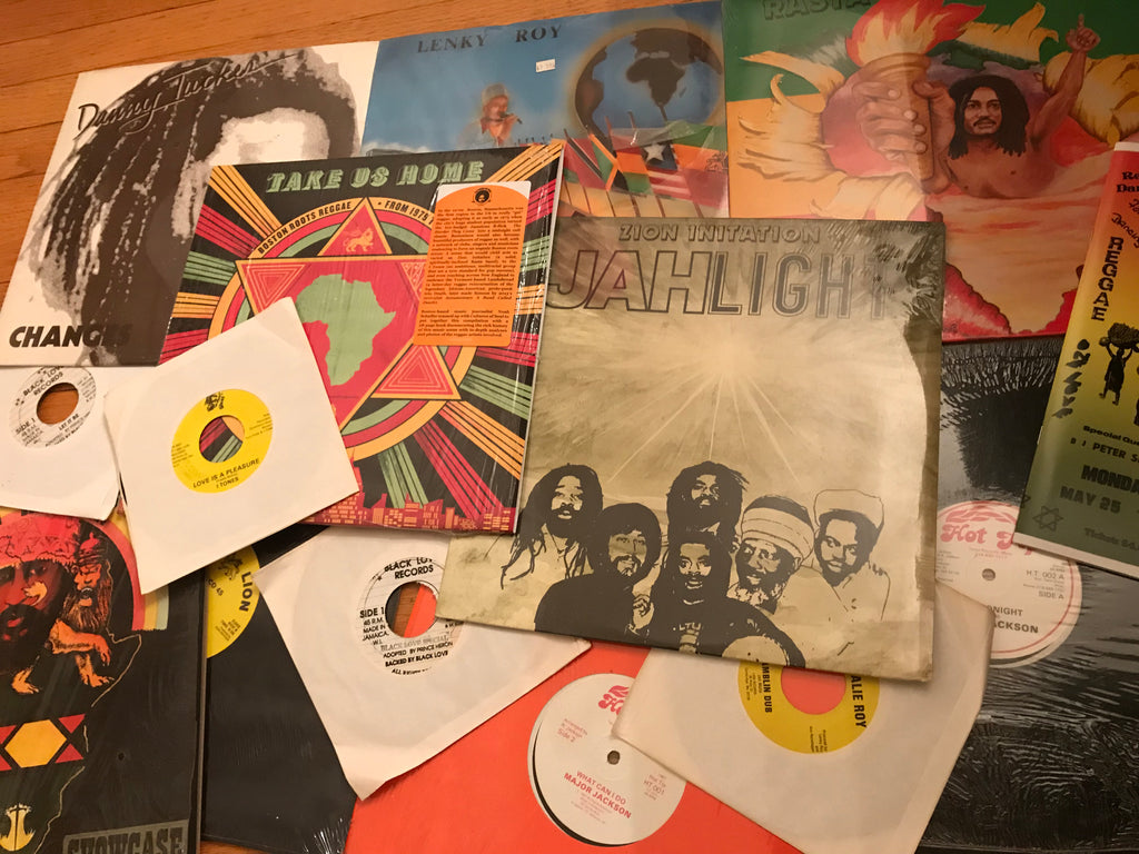 Boston Reggae Dead Stock - Completist Package