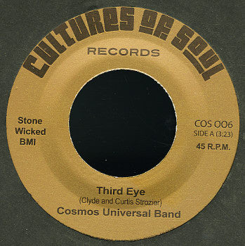 Cosmos Universal Band - Third Eye