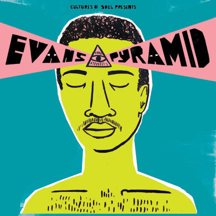 Evans Pyramid Anthology on CD and vinyl record