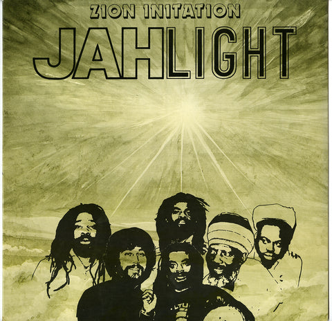 Zion Initation - Jah Light LP