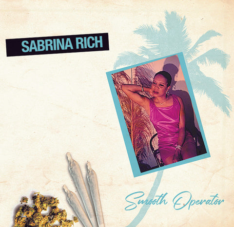 Sabrina Rich - Smooth Operator 12""