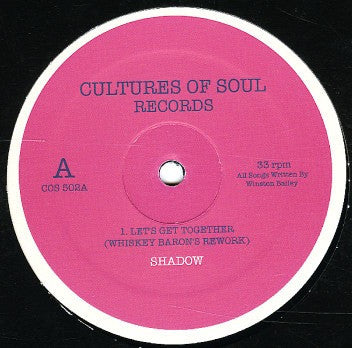 "Shadow - Let's Get Together 12"" Remix"