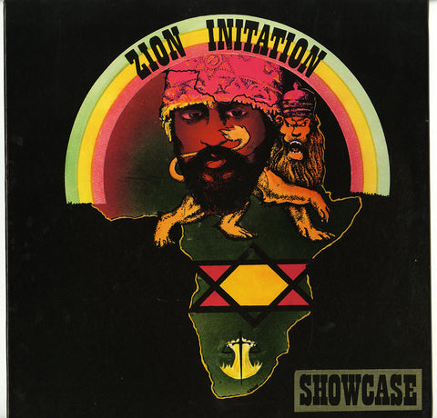 Zion Initation - Showcase LP