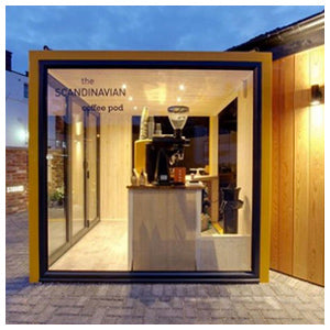 The Scandinavian Coffee Pod Roastery