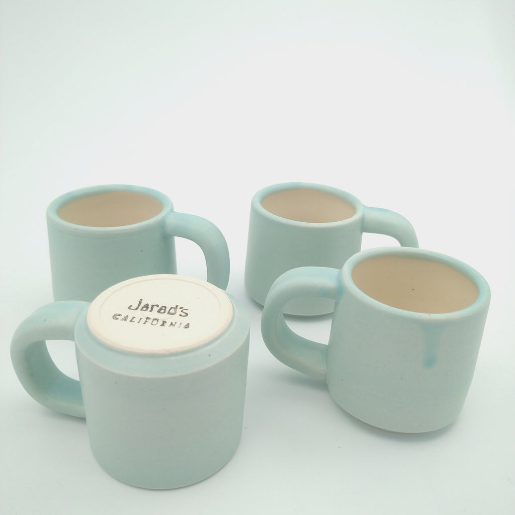 Healdsburg Espresso Cups (set of four)