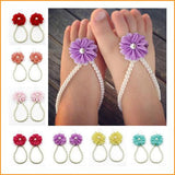 Baby Flower Foot Anklet Free + Shipping