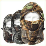 Thermal Camouflage Balaclava Free + Shipping
