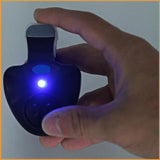 LED Fish Bite Alarm Bell Clip On