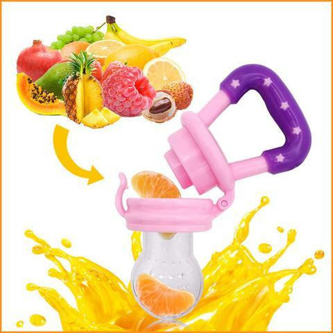 Baby Safe Fruit & Solids Nibbler Free + Shipping