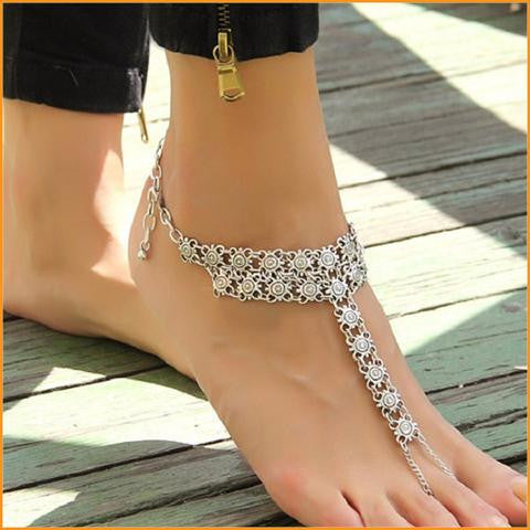 Anklet Foot Chain Free + Shipping