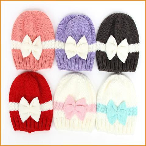 Baby Knit Warm Hat Free + Shipping