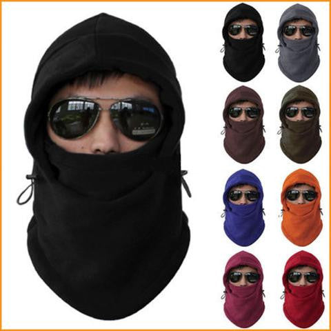 Thermal Windproof Fleece Balaclava