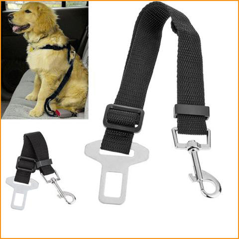 Dog Safety Seat Belt Free + Shipping